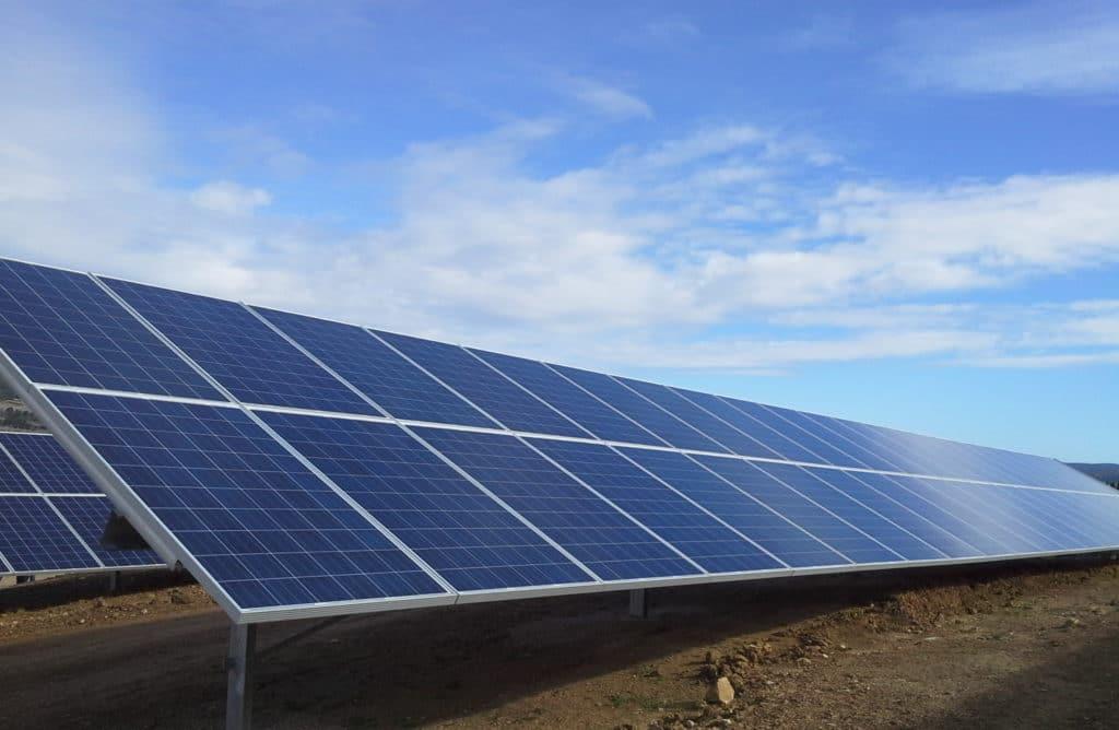 Parc photovoltaïque Thézan, Apex Energies