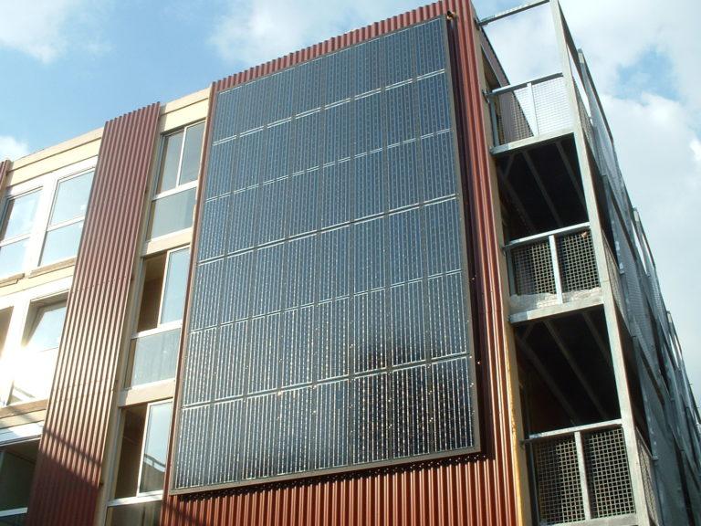 CROUS de Montpellier (34) - Réhabilitation de façade Apex Energies - 4080 Wc