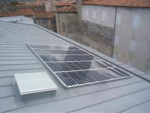Photovoltaique Maison de l'emploi et de la formation de Catsres, Apex Energies