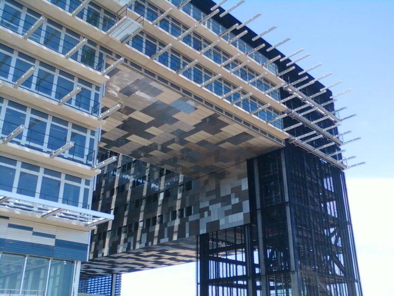 Toiture photovoltaïque Mairie de Montpellier
