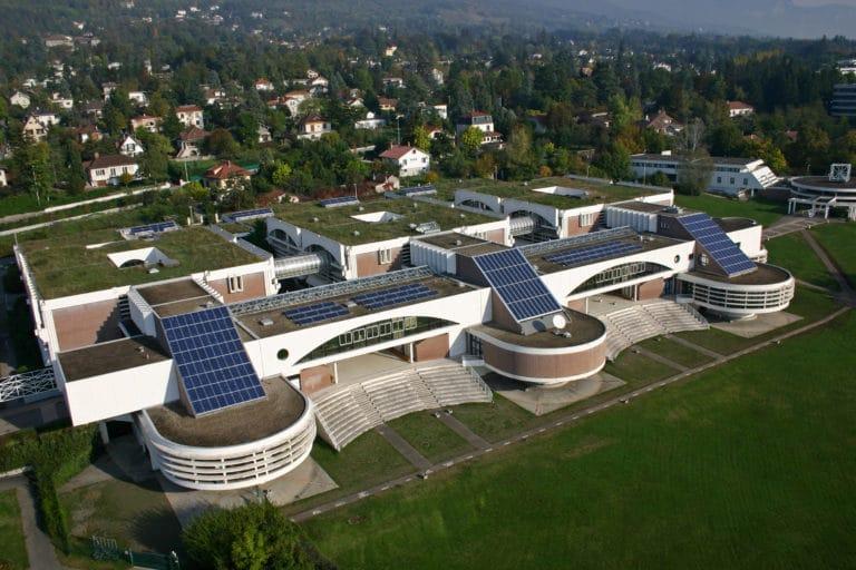 Lycée du grésivaudan de la ville de Meylan 38
