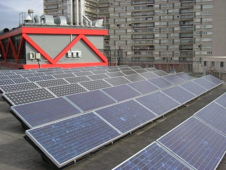 Lycée polyvalent Maximilien Perret (94) - Console bp solar - 10 080 Wc