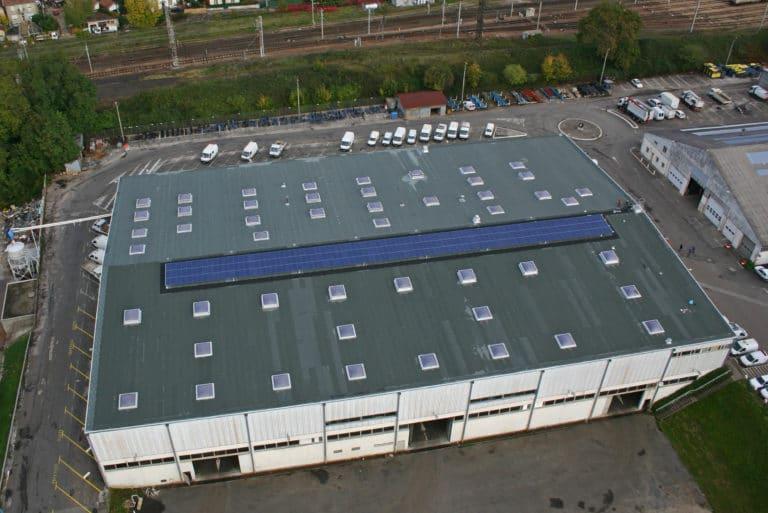 Service technique Besançon, toiture photovoltaique, Apex Energies