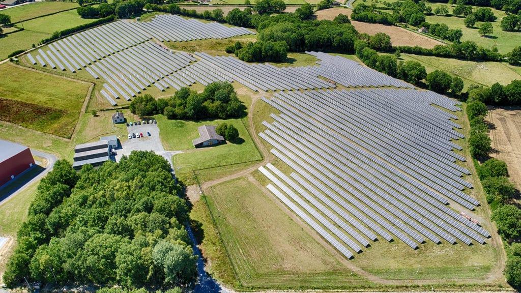 Parc photovoltaïque Bonnat