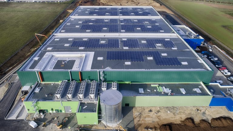 Toiture photovoltaïque Argan