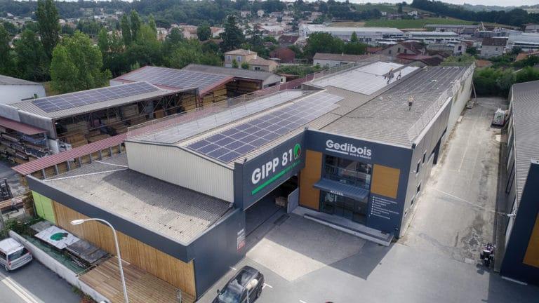 Groupe SEB photovoltaïque