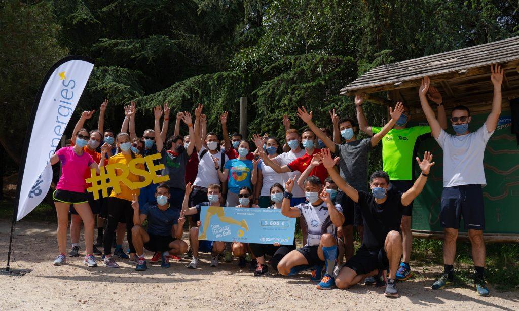 Trail Solidaire des ENR